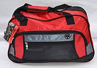 Дорожня сумка EF red