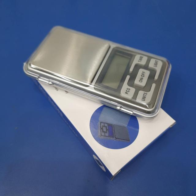 Кишенькові ваги мн-200