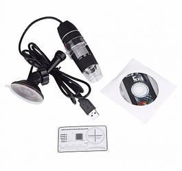 Цифровой USB Микроскоп Digital microscope 50-1000X