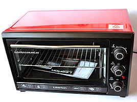 Электродуховка Liberton LEO-351 Red  (35 л)