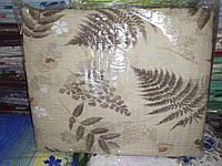 Двуспальное постельное белье жатка Тирасполь листья