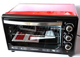 Электродуховка Liberton LEO-380 Red (38 л)
