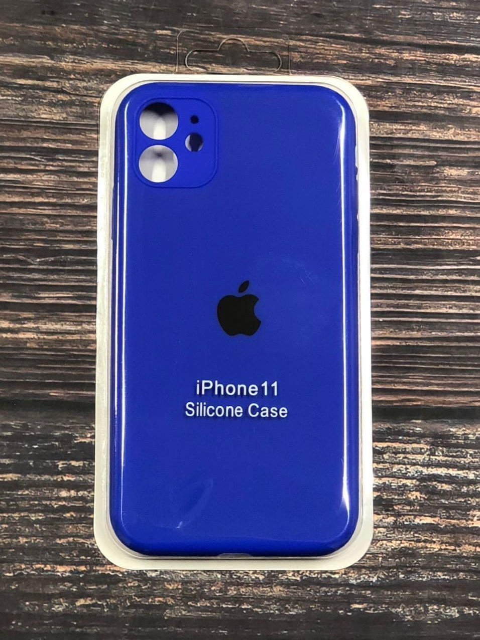 "Чехол iPhone 11 (silicon case - Full Cover) ""Электрик №40"""