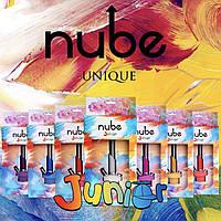 Nube Junior недорогие кальяны с цветным силиконовым основанием