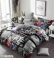 Двуспальное постельное белье Gold Нью-Йорк