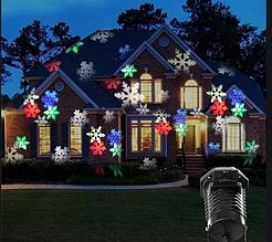 Лазерний проектор Star Shower COLOR Криву № WP2