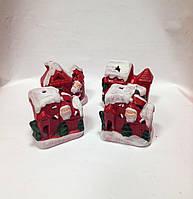 Подсвечник декоративный, 10х9х5,5 см, Рождество, Новогодние сувениры, Днепропетровск
