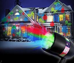 Новорічний лазерний проектор Star Shower Slide Show