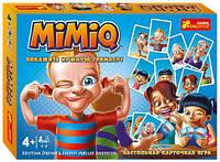 """Настольная карточная игра. """"Mimiq"""" (Р) 15120066"""