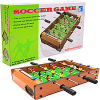 Настольная игра Huahgguan «Настольный Футбол» на штангах, 51х31х10,5 см (HG235A)