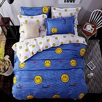 Семейное постельное белье Gold smile