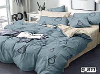 Семейное постельное белье Gold лампочка