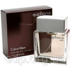 Calvin Klein Euphoria Men - туалетная вода - 50 ml, мужская парфюмерия ( EDP8317 )