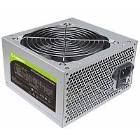 Блок живлення GAMEMAX 450W (GM-450), ATX 12V v2.3, Модуль PFC-активний, вентилятор, 1x120мм, 20+4pin