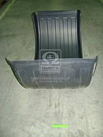 Крыло грузовое КАМАЗ двускатное (Петропласт, г.Санкт-Петербург). Локеры