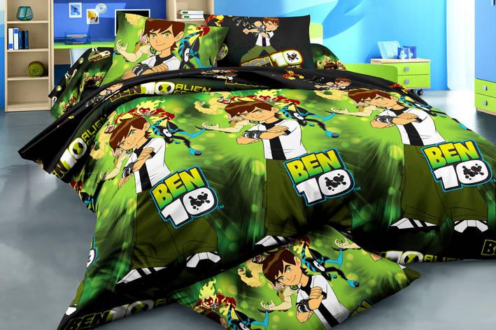 Детский комплект постельного белья 150*220 хлопок (15788) TM KRISPOL Украина, фото 2