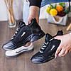 Кросівки жіночі чорні на платформі Lifexpert 37, фото 8