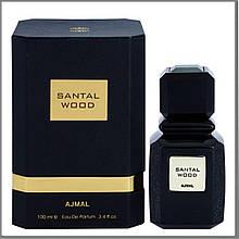 Ajmal Santal Wood парфюмированная вода 100 ml. (Аджмал Сантал Вуд)