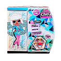 Кукла ЛОЛ Сюрприз ОМГ Ледяная Леди L.O.L. Surprise! O.M.G. Winter Chill ICY Gurl Fashion Doll OMG LOL  570240, фото 3