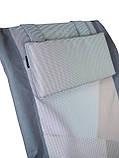 Шезлонг Ranger Comfort 2 Grey, фото 6