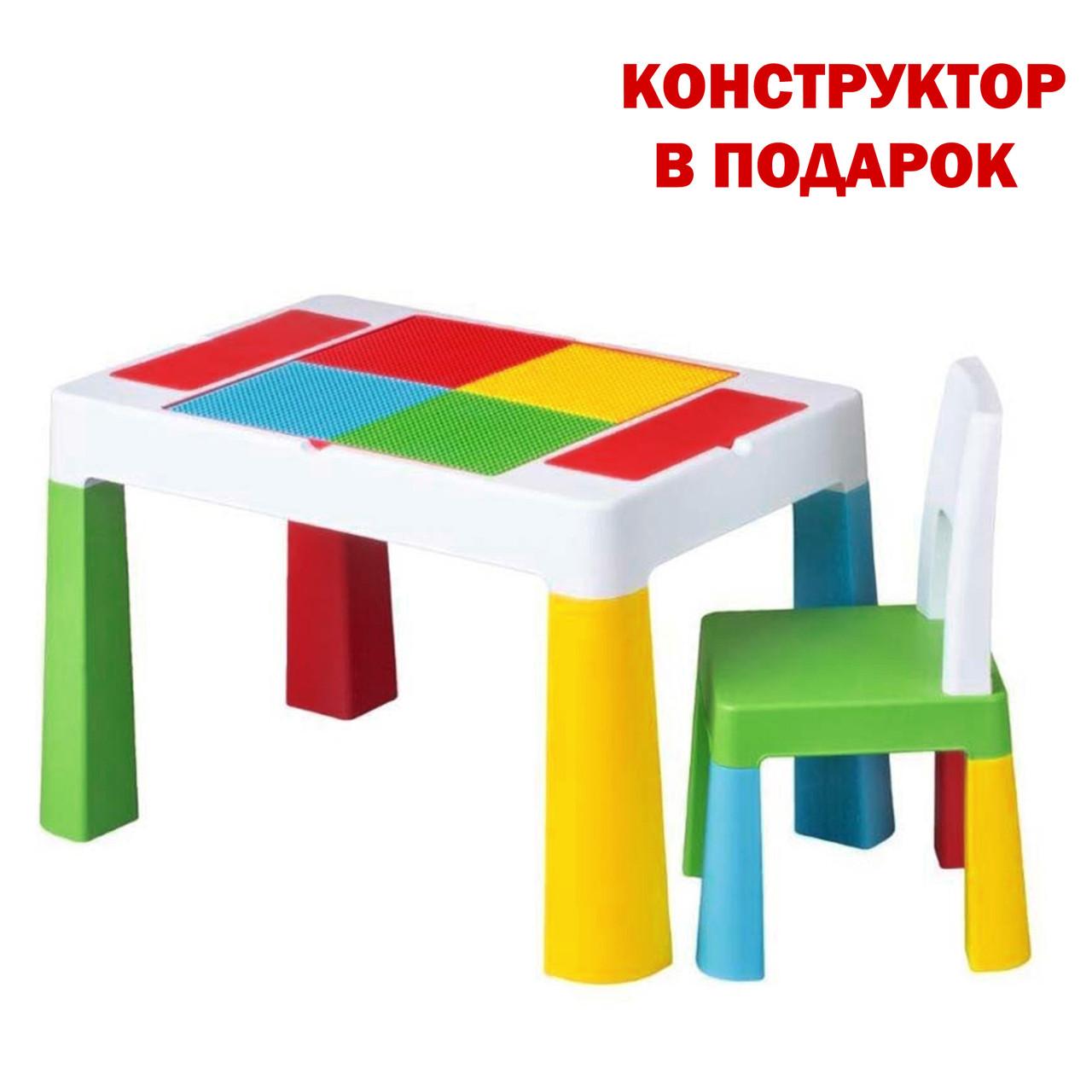 Комплект детской мебели Tega Baby Multifun, оригинал
