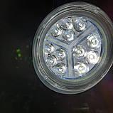 Фара диодная 36W дальний свет+ДХО, фото 3
