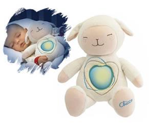 Нічник іграшка Овечка м'яка Chicco 60048, фото 2