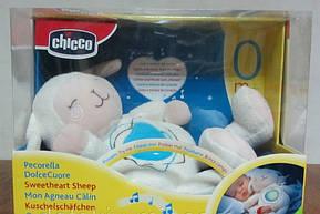 Нічник іграшка Овечка м'яка Chicco 60048, фото 3