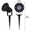 Новорічний лазерний проектор Star Shower СНІГ Криву 608 № ZP3, фото 2