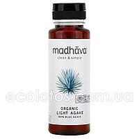 "Сироп агавы ""Madhava"" темный 333 г, фото 1"