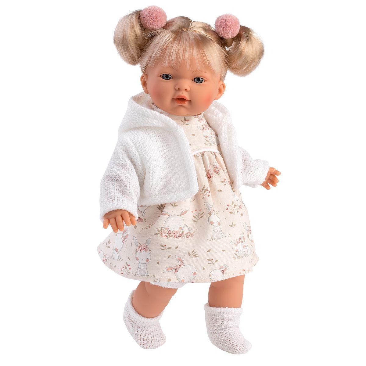 Кукла Llorens Роберта Лоренс Roberta 33 см 33116 интерактивная