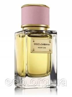 Dolce Gabbana Velvet Love - парфюмированная вода - 50 ml TESTER, женская парфюмерия ( EDP47785 )