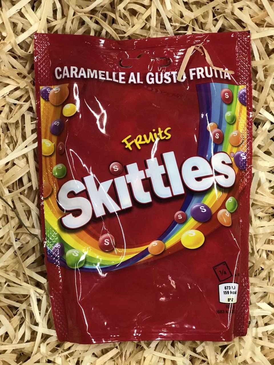 Конфеты Skittles Fruits 160г