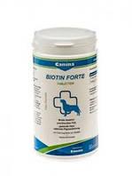 Canina Biotin Forte интенсивный препарат для длинношерстных собак.30 таб.