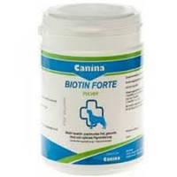 Canina Biotin Forte интенсивный препарат для длинношерстных собак.60 таб.