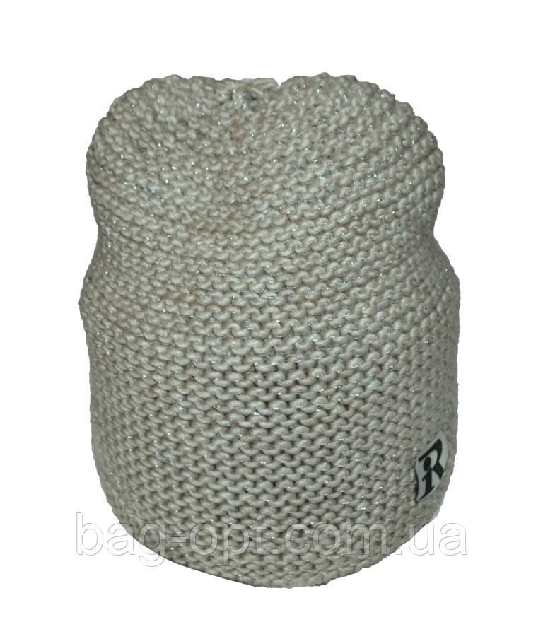 Женская шапка Resail