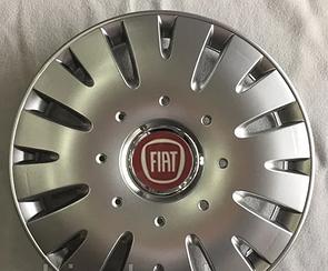Колпаки Fiat R14 (Комплект 4шт) SJS 211