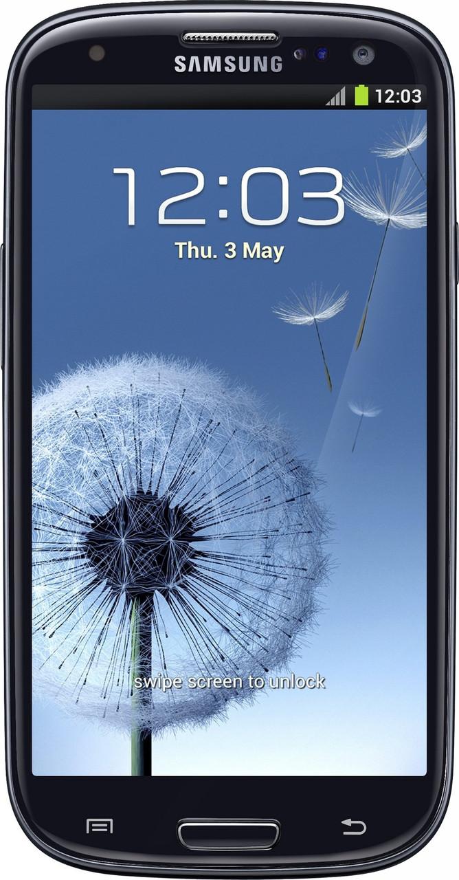 Смартфон Samsung I9300 Galaxy S3  (Black)