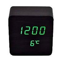 Электронные часы 872 green top