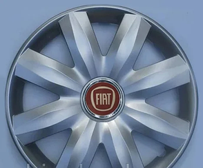 Колпаки Fiat R14 (Комплект 4шт) SJS 221