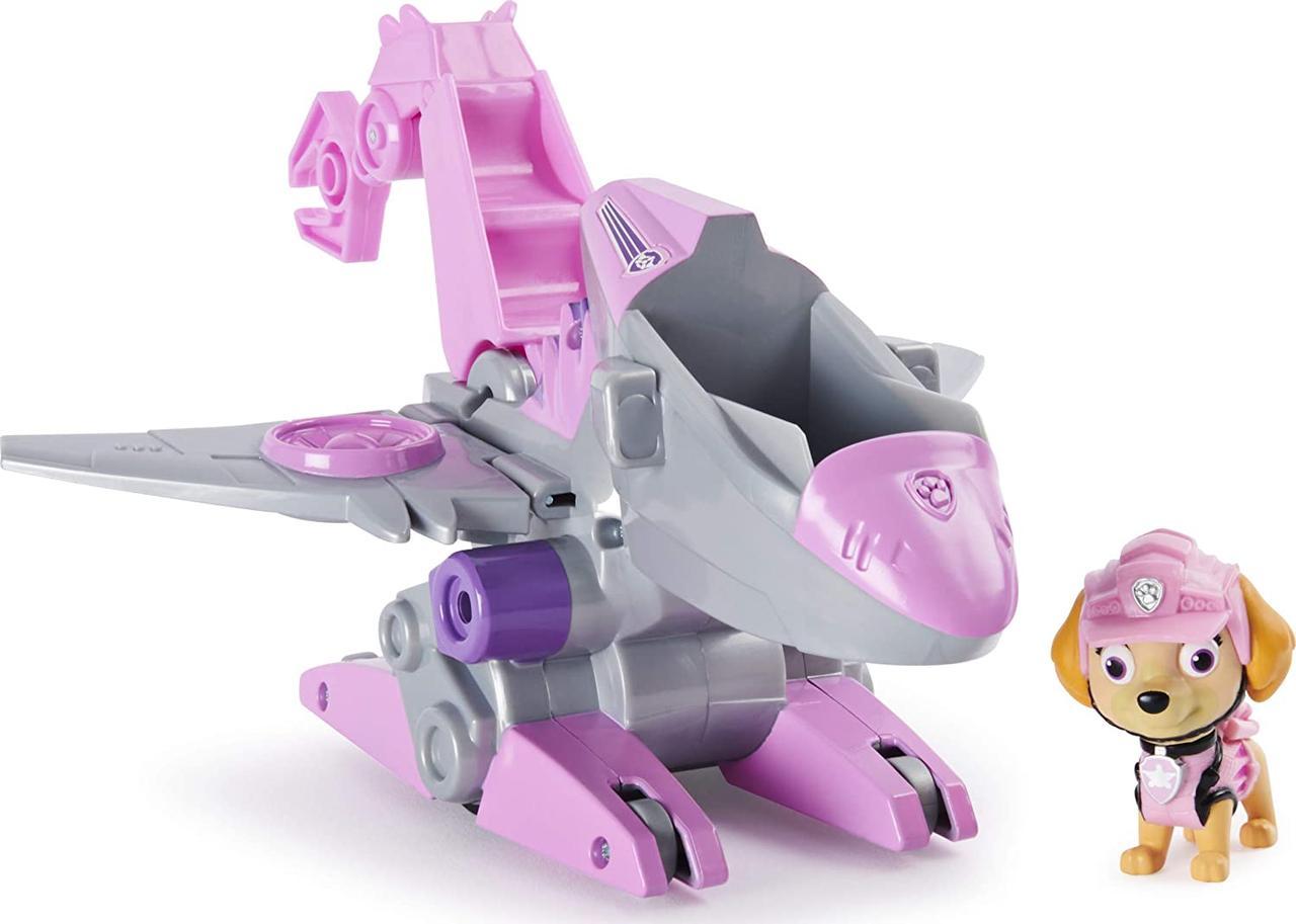 Щенячий патруль Скай Спасение динозавров Paw Patrol  Dino Rescue Skye's Deluxe