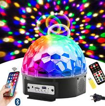 Світлодіодний диско-куля Magic Ball Bluetooth Music