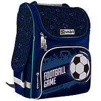 Школьный каркасный рюкзак SMART PG-11 Footbal game (558078)