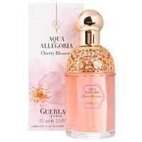 Guerlain Aqua Allegoria Cherry Blossom - туалетна вода - 125 ml (слюда пошкоджена), женская парфюмерия (