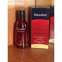 Christian Dior Fahrenheit - туалетная вода - 50 ml (Vintage б\у), мужская парфюмерия ( EDP90595 )