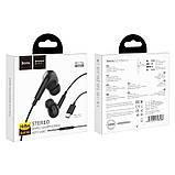 Дротові навушники Hoco M1 Pro Original series Type-C, чорний, фото 4