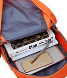 Рюкзак туристический xs2586 зеленый, 40 л, фото 3