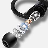 Наушники беспроводные Bluetooth USAMS US-YI001 в кейсе, черные, фото 2