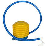Мяч для фитнеса Фитбол MS 1541, 75см, синий, фото 3