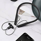 Навушники Bluetooth HOCO Mirth sports ES33, чорні, фото 3